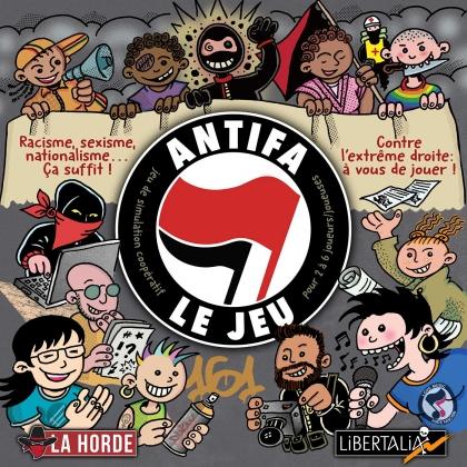 Antifa, le jeu