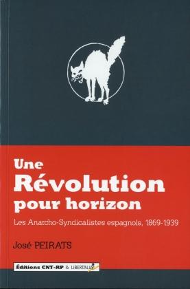 Une Révolution pour horizon